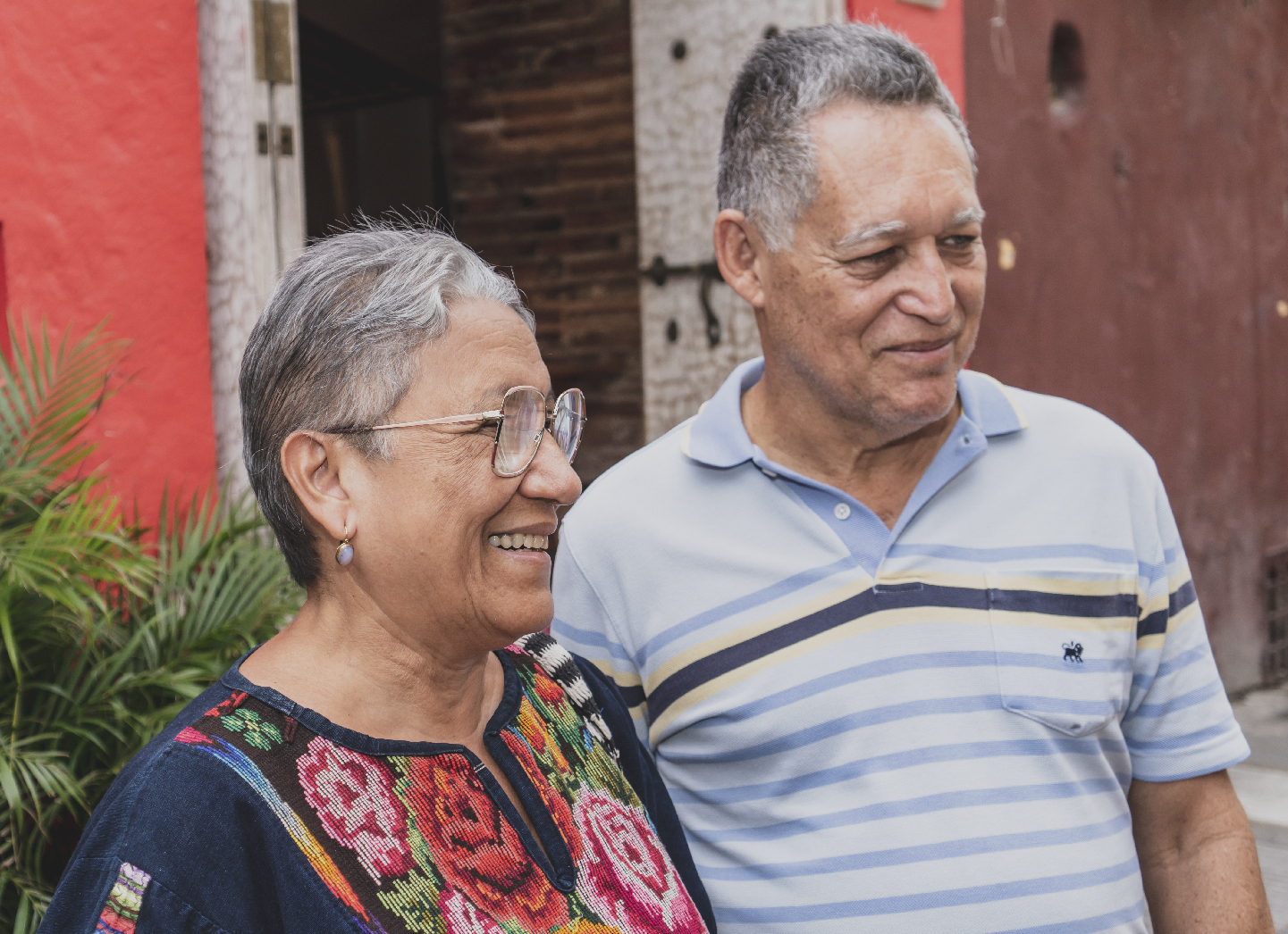 Rosita Díaz, la niña de barrio