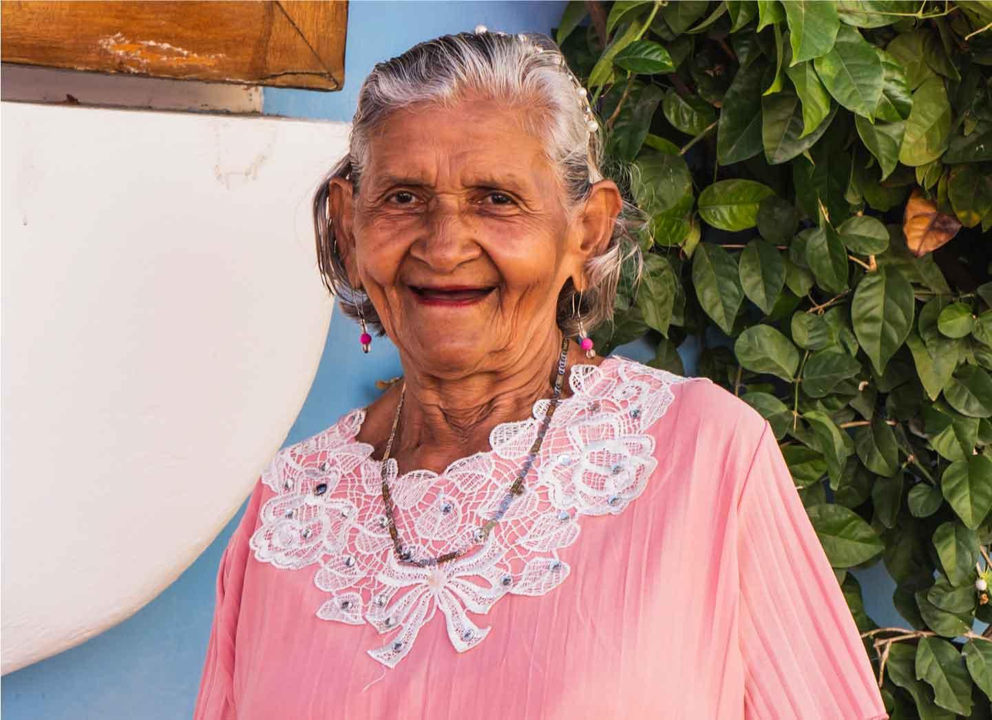 """""""La comida era el amor"""". Esther María San Martín de Amador"""