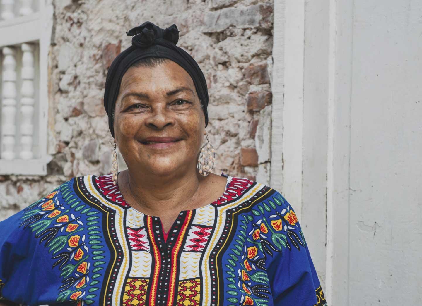 Lina Acevedo Pombo: una niña con muchas historias