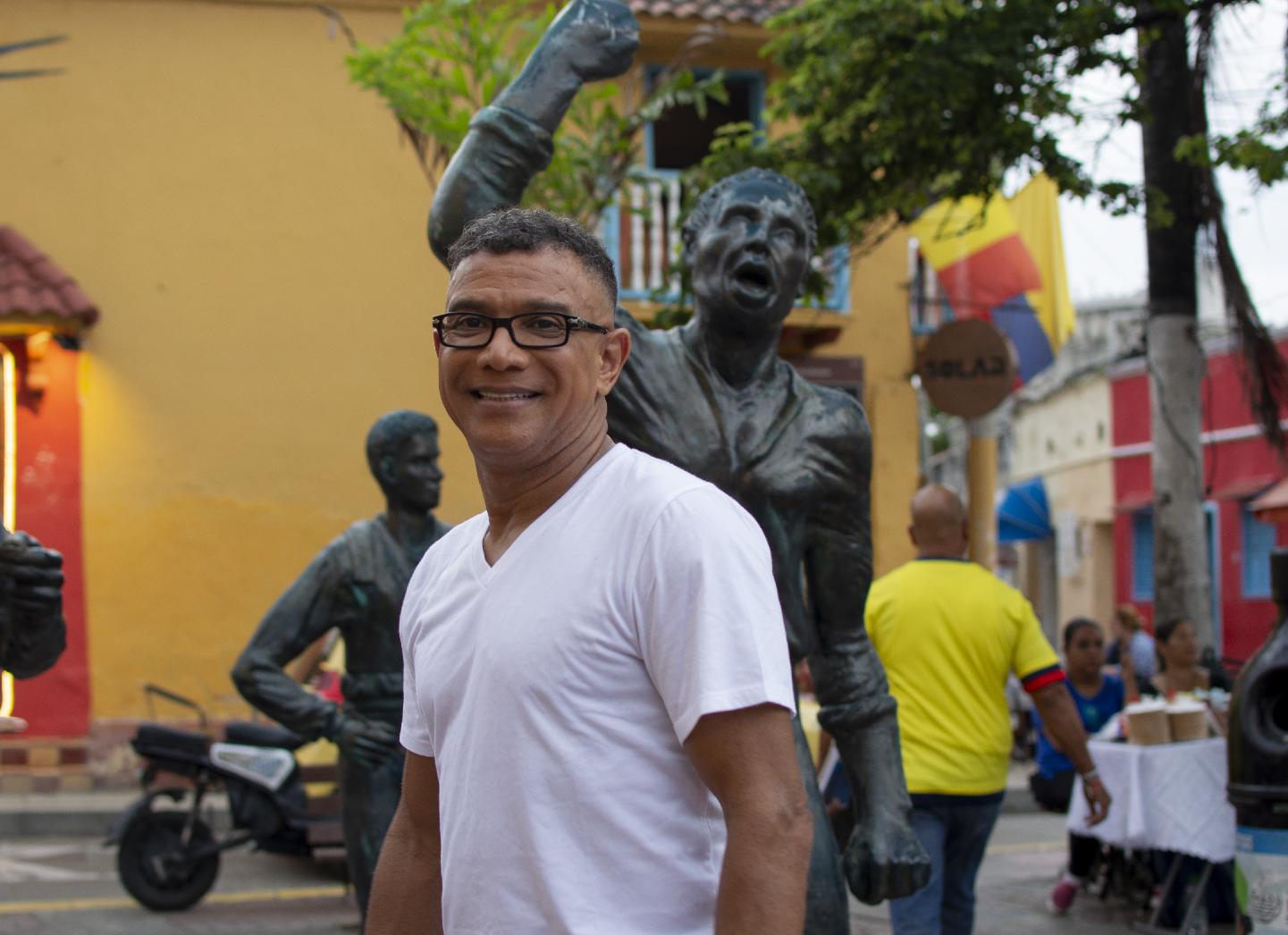 Juan Carlos Coronel: de La Sierpe para el mundo